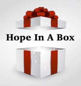 Hope In A Box Logo